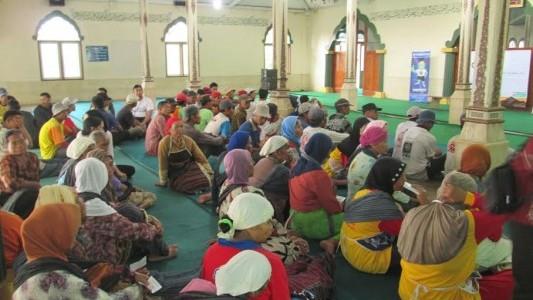 Laporan Keuangan Project Ramadhan #BerbagiDiPasar