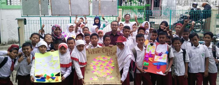 Gerakan Jembatan Pendidikan Indonesia #JEMBATANI 2.0 Part 1