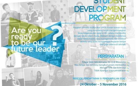 Student Development Program – Batch 1