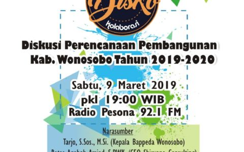 "Program Radio ""DISKO"" – Diskusi Kolaborasi"